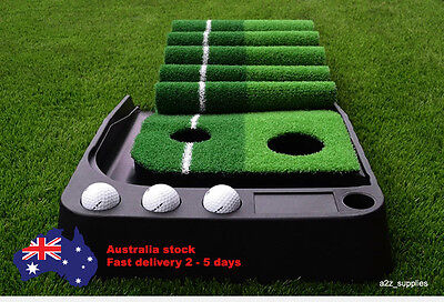 Golf Practice Putting Mat - suitable for indoor and outdoor.