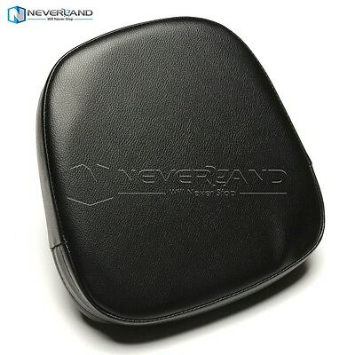 """8.66"""" Motorcycle/Bike Backrest Cushion Pad For Harley Choppers Touring Cruiser"""
