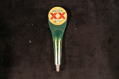Dos Equis XX Tap Handle.