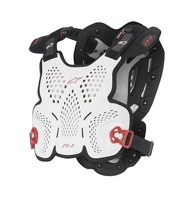 Alpinestars A1 ROOST CHEST PROTECTOR Upper Body Armour Vest Motocross MX OffRoad