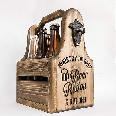 Beer Crate Personalised, fathers day / wedding / best man / groom gift / Mens