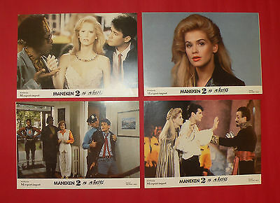 Mannequin Two - On The Move 1991 Kristy Swanson Regsdale Unique Exyu Lobby Cards