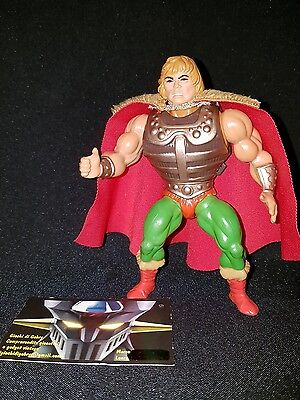 Masters Of The Universe Battle Ground He Man Custom
