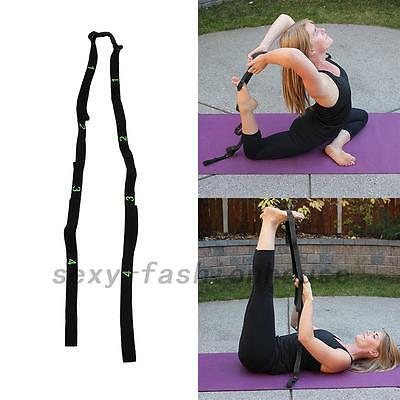Yoga Stretch Strap Exercise Strap For Physical Yoga Dance Fitness Workout