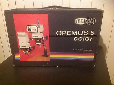 Meochrom Meopta Opemus 5 Photographic Enlarger