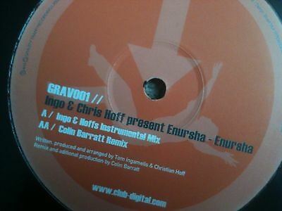 Ingo and & Chris Hoff presents Enursha instrumental mix Colin Barratt remix rmx