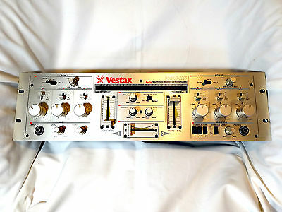 vestax PMC-25 professional mixing controller