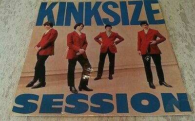 "The Kinks - Kinksize session EP 7"" vinyl. 1964. Rare and collectable!"