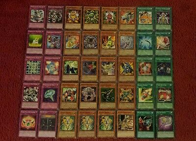 Yu-Gi-Oh Gadget and Morphtronic Deck - 40 cards complete BONUS 5 cards