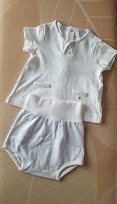 LARANJINHA Baby Boys 2 Piece Summer Outfit__6 Months__New without tags