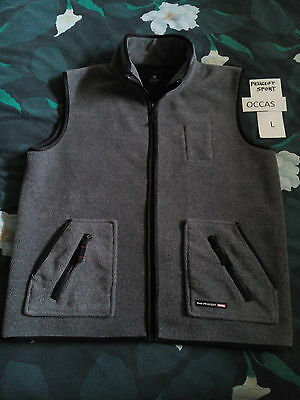 Gilet Team Peugeot Total Occasion Used Jacket Vgc Peugeot Sport Taille L Size