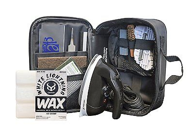 Demon 2015 Complete Tune Personal Kit for Snowboard Ski + Free Gift Temp Wax