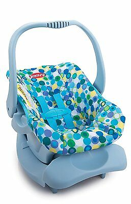 Doll Or Stuffed Toy Car Seat Blue Dot Play Joovy New