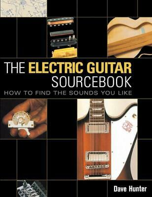 The Electric Guitar Sourcebook Book & Cd
