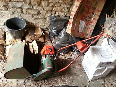 suffolk Colt Self Propelled Petrol Lawnmower Good Working Order