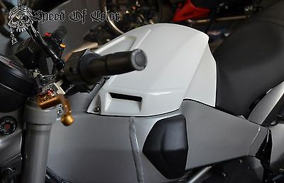 SOC Airbox - Tankcover R/T für Buell XB / 1125 Modelle