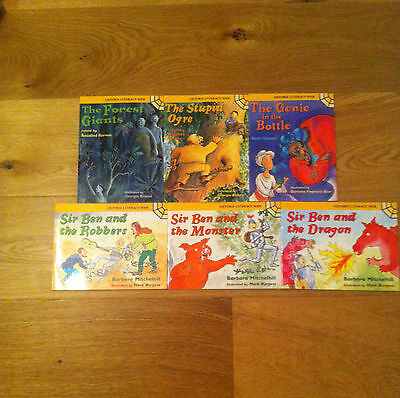 Oxford Reading Tree Stage 5 Variety Pack A – 6 Books