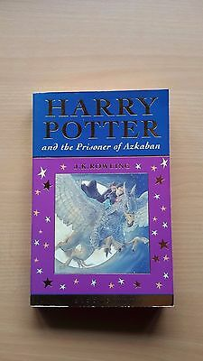 Harry Potter 3 and the Prisoner of Azkaban Celebratory Edition englisch