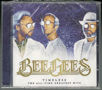 Bee Gees Timeless The All Time Greatest Hits Sealed Cd New