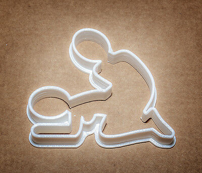Doing it Doggy style cookie cutter Made UK 3d printed adult themed parties