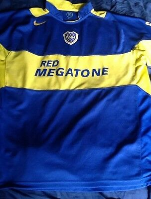 Boca Juniors (Argentina) Home Shirt 2004/5