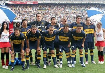 boca juniors (Argentina) Home football shirt 2006