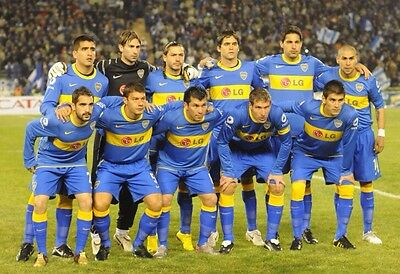 Boca Juniors (Argentina) Home 2010 Shirt