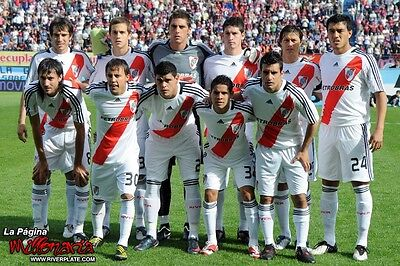 River Plate (Argentina) Home Football Shirt 2009