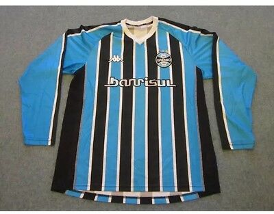 Gremio (Brazil) Home Shirt Long Sleeve