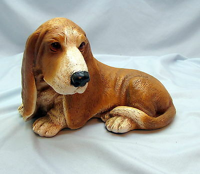 Basset Hound Dog Hush Puppies Shoes Advertising Counter Display  -  Vintage
