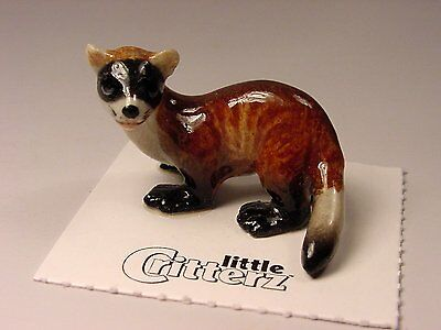 "Little Critterz - LC129 ""Digger"" Black Footed Ferret"