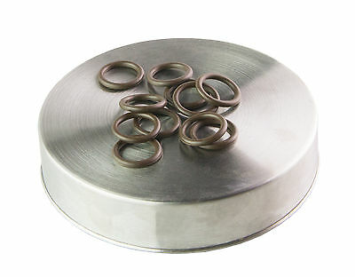 -113 o-ring 10 pack | hardness 70 | Black color coded oring by Flasc Paintball