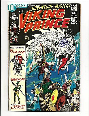 Dc Special # 12 (Viking Prince, June 1974), Fn