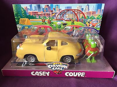 Retired Chevron Car- Casey Coupe- Original Box- Never Opened- Great Present!