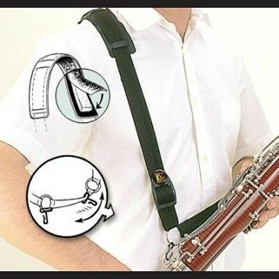 BG Bassoon Fagott Shoulder Strap