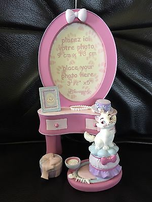 Disneyland Photo Frame Marie From Aristocats Rare