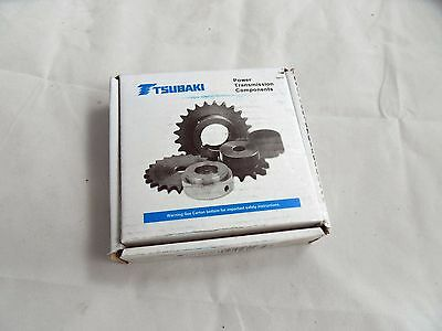 "New Tsubaki  H50B15 5/8"" 15 Tooth Chain Size 50 Plain Bore Sprocket Free Ship"