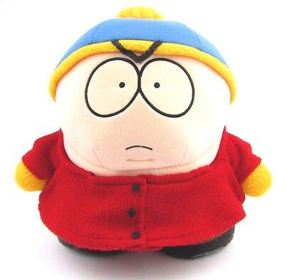 South Park Eric Cartman Cartoon Tv Show Soft Plush Stuffed Teddy Bear Toy Figure
