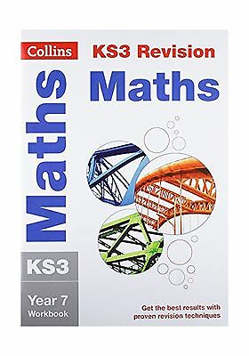 KS3 Maths Year 7 Workbook (Collins KS3 Revision and Practice - New Cur... - Book