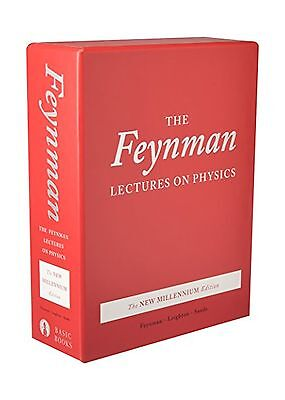 The Feynman Lectures on Physics boxed set: The New Millennium Edition - Book