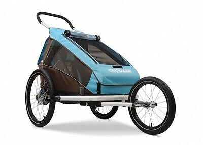 Croozer Kid Plus for 1 ($150 less than 2017 model)