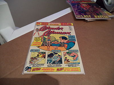 Wonder Woman #211 • Dc • 1974 • Vf, 8.0 • Super Spectacular 100 Pages