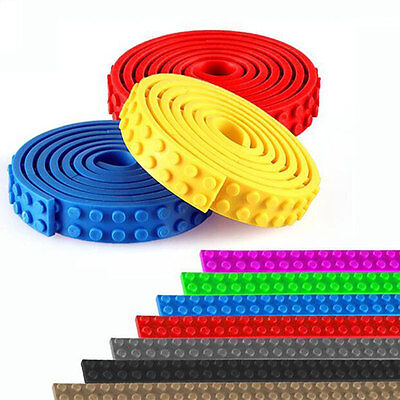 1M Toy Block Tape Lego Compatible Strip Brand New UK Seller Fast