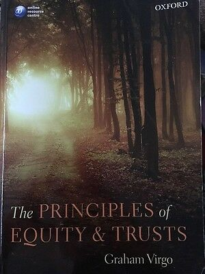 The Principles of Equity and Trusts by Graham Virgo (Paperback, 2012)