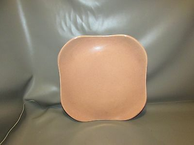 Russel Wright by Steubenville Coral Platter  MINT CONDITION