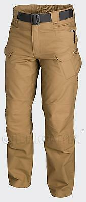 HELIKON TEX UTP URBAN TACTICAL OUTDOOR Freizeit PANTS Trousers Hose Coyote ML