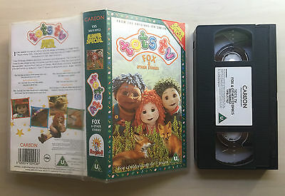 Tots Tv - Fox - Vhs Video
