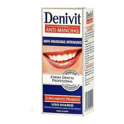 DENIVIT - Dentifrice - Anti taches Intensif - 75ml