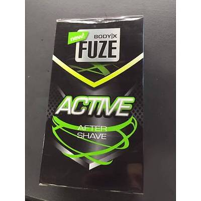 BODY|X FUZE - After Shave - ACTIVE - 100ml