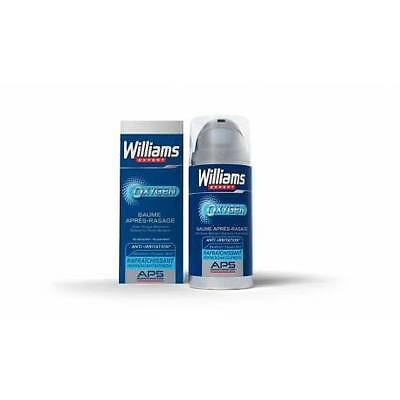 WILLIAMS - Baume Après Rasage - OXYGEN - 100ml